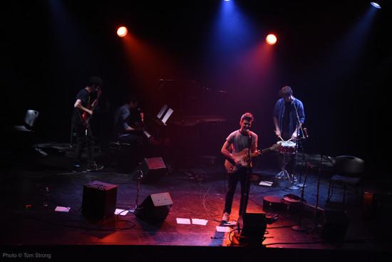 TuneSquad Concert - Playground Central XIV - Carnegie Mellon Drama