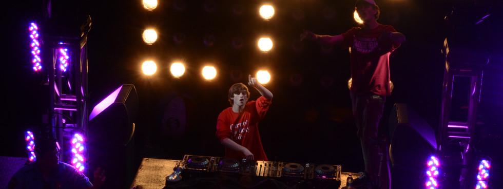 Louis the Child Concert - Carnegie Mellon - 2016