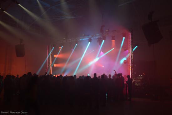 ILOVEMAKONNEN & K.Flay Concert - Carnegie Mellon - 2016