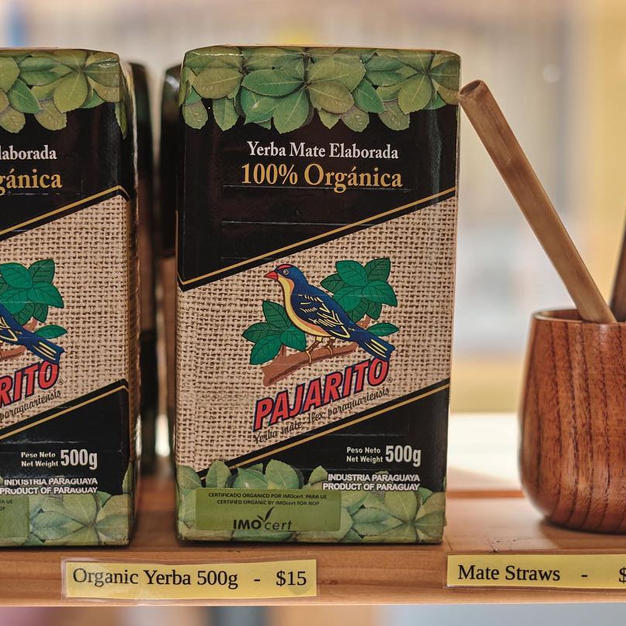 Yerba Mate and Accessories