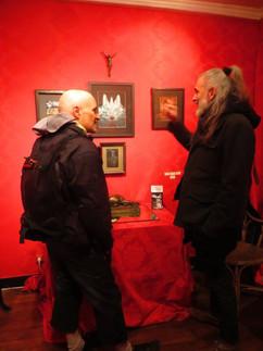 Avec Jan Kounen