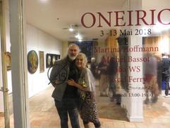 Nous deux Exposition Oneiric Paris 2018