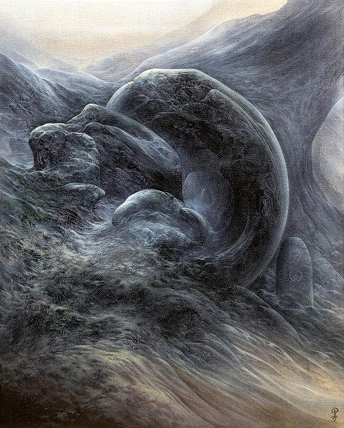 """""""La Naissance du Sphinx"""""""