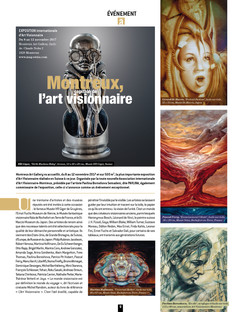 Accrochages Magazine d'Art Suisse 2017