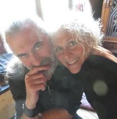 Martina et moi