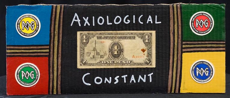 Axiological Constant