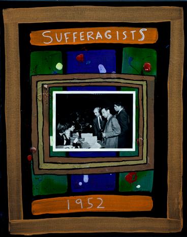 Sufferagists 1952