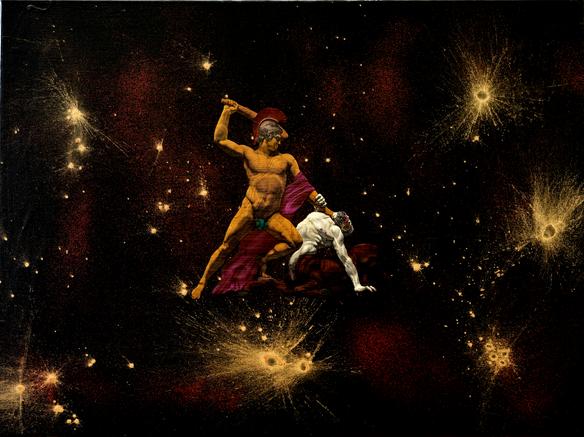 Hercules Versus the Star Centaurs