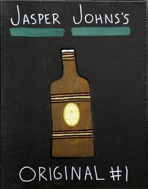 Jasper Johns's Original #1