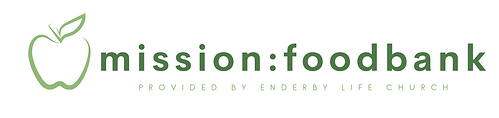 Color logo with background Mission Foodb