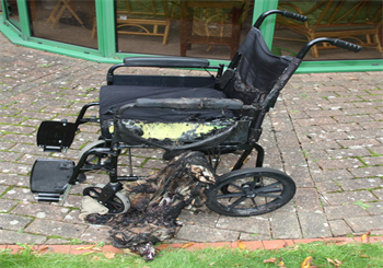 Vulnerable people and clothing fires