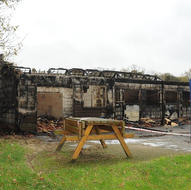 Stable block electrical fault