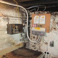 Electrical intake