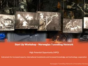 Summary - Start Up workshop, HPO Chile