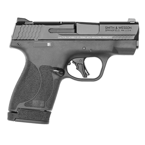S&W M&P9 Shield Plus with Thumb Safety