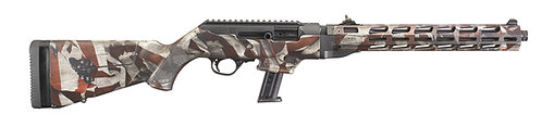 Ruger PC Carbine American Flag Camo
