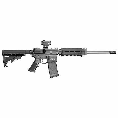 S&W M&P15 Sport II (M-LOK) OR w/CT Dot Optic
