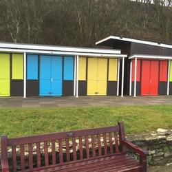 Filey Beach Huts