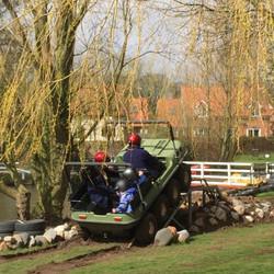 Haven Amphibious Vehicle