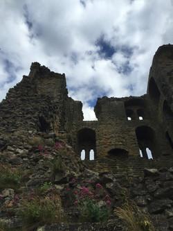 Scaborough Castle