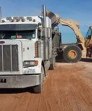 aggregate hauling