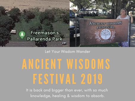 Ancient Wisdoms Festival 2019