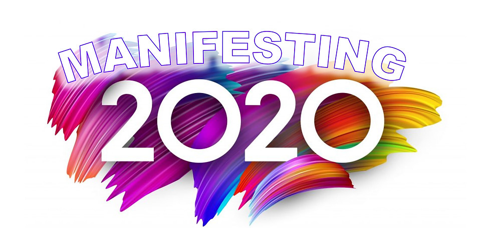 Manifesting 2020 - A Year to Bloom