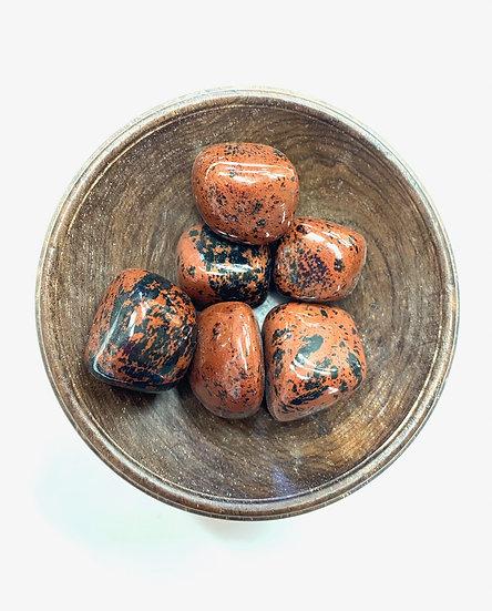 Tumble - Mahogany Obsidian