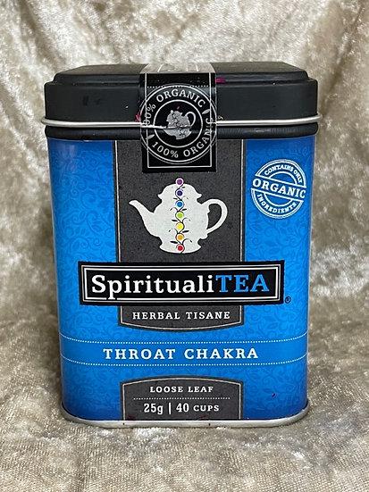 Throat Chakra Tea