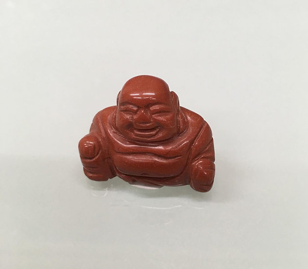 Buddha - Red Jasper