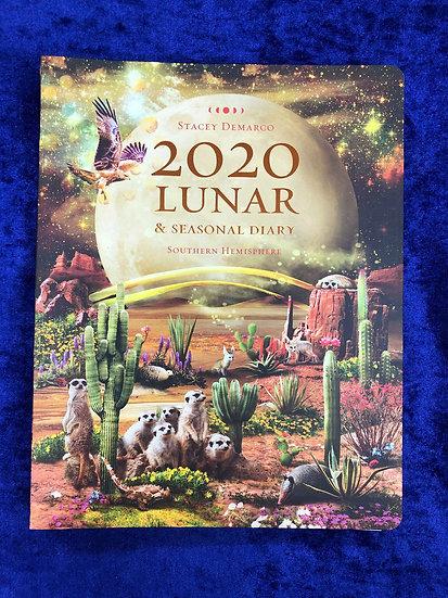 2020 Lunar & Seasonal Diary