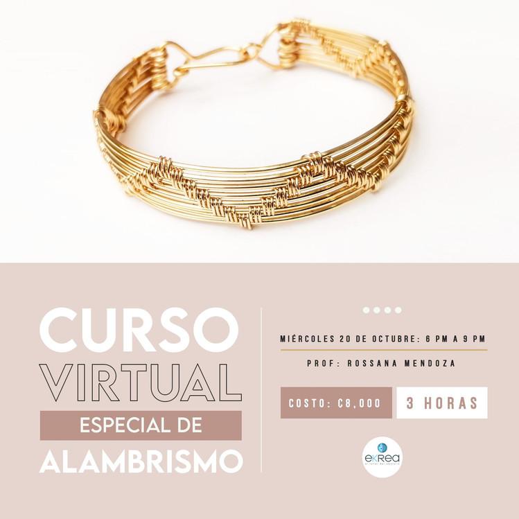 CURSO ESPECIAL ALAMBRISMO