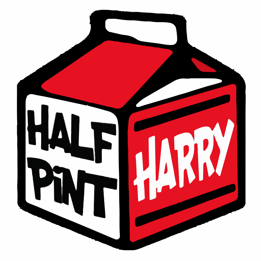 Half Pint Harry Color Logo 8000px