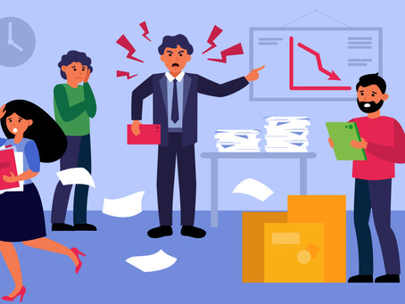 How to Overcome Mistakes at Work