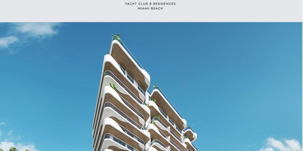 3:30pm. Project Presentation:  MONACO in Miami Beach.