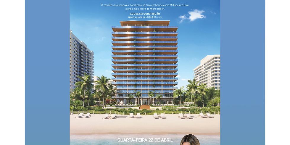 11AM.  Project Presentation:  57 Ocean Virtual Presentation in Portuguese with Daniela Rendon