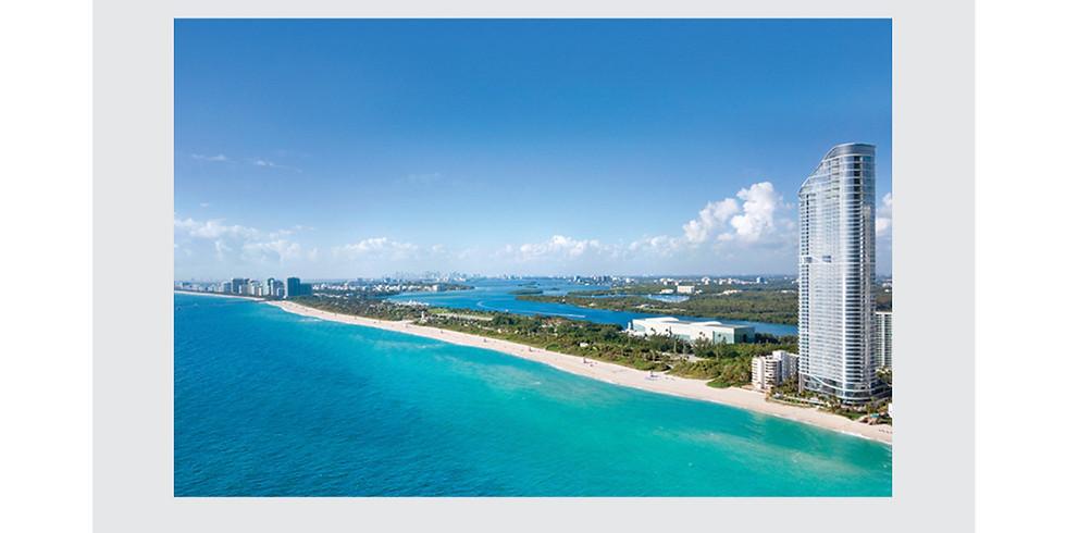 2pm.  Project Presentation: Ritz Carlton Residence, Sunny Isles, Florida