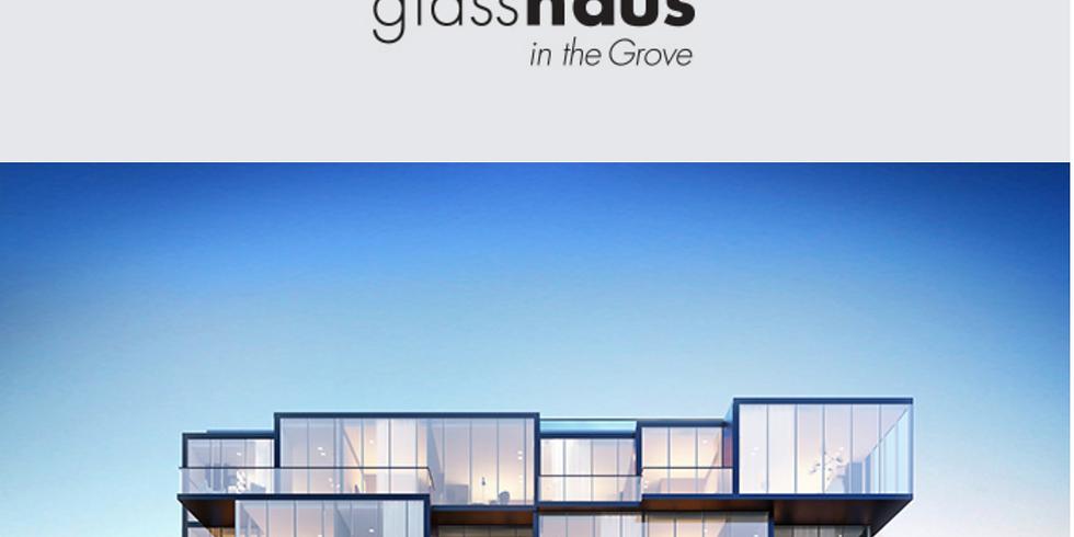 1pm.  Project Presentation:  GlassHaus in Coconut Grove