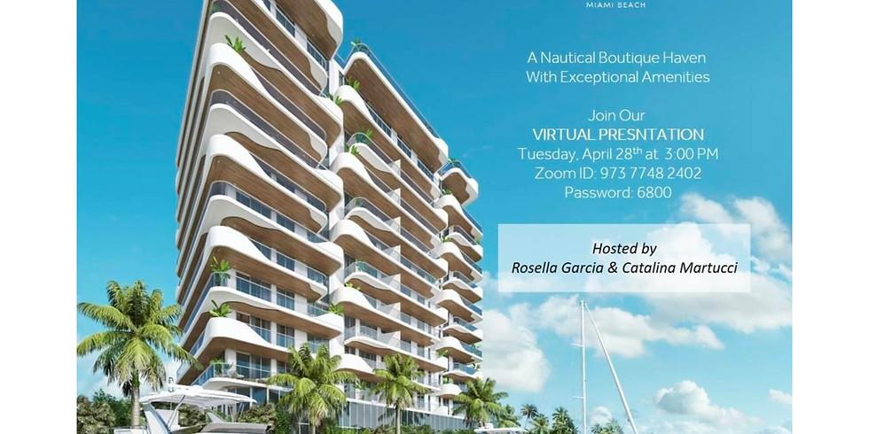 3pm.  Project Presentation: Monaco in Miami Beach