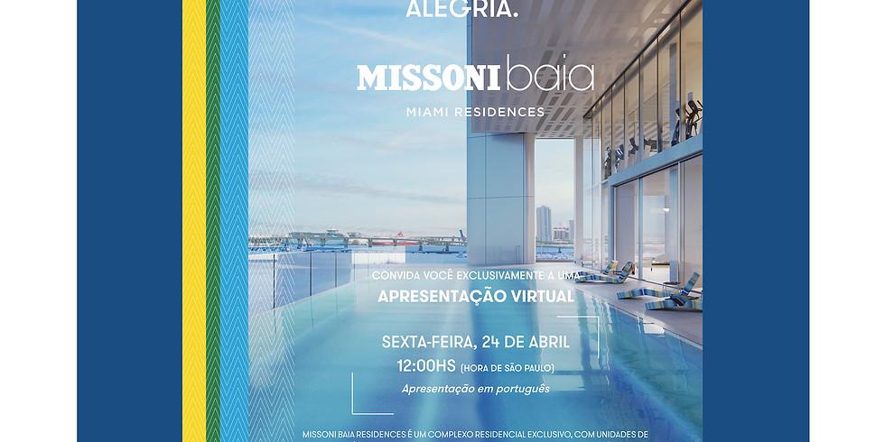 Project Presentation: Apresentação para Missoni Baia ( Portuguese )