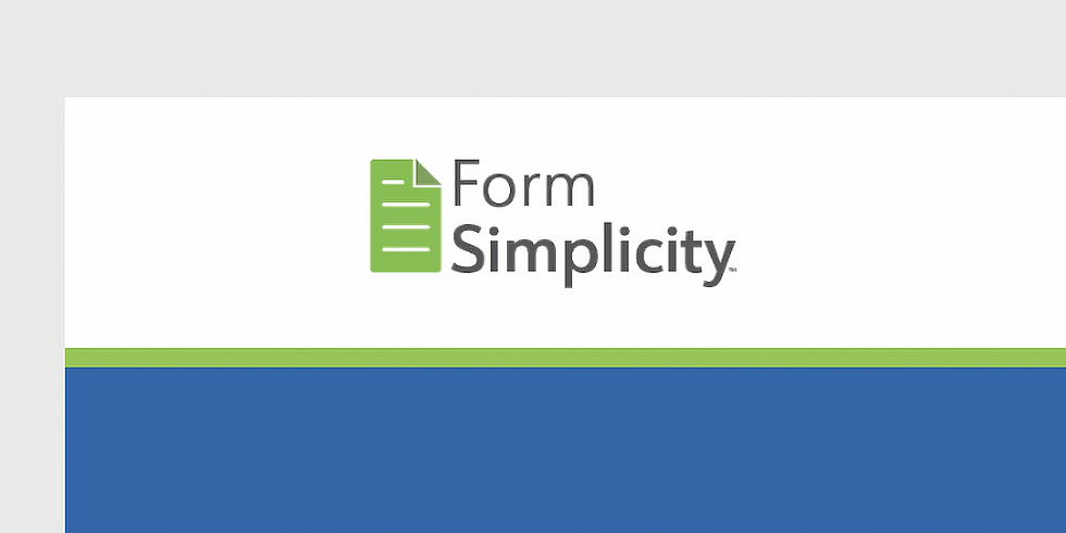 10am. Creating and Managing Transactions in Form Simplicity for Florida REALTORS®