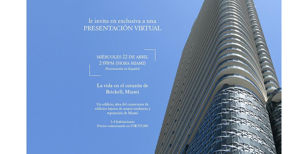 2PM. Project Presentation: Brickell Flat Iron (Español)