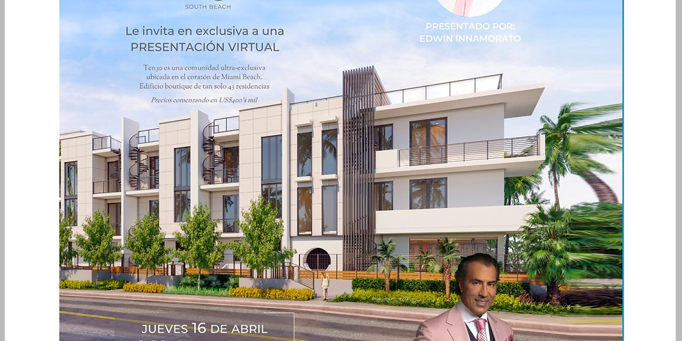 2pm.  Project Presentation:  Ten30 Presentation Broker - Spanish (LATAM Brokers)