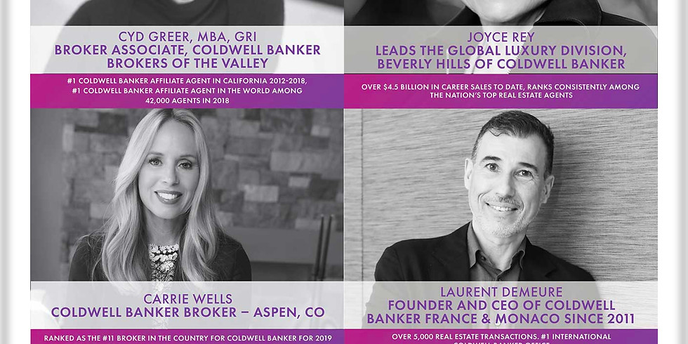 2pm.  Haute Residence, International Panel: From Los Angeles to Aspen to Paris