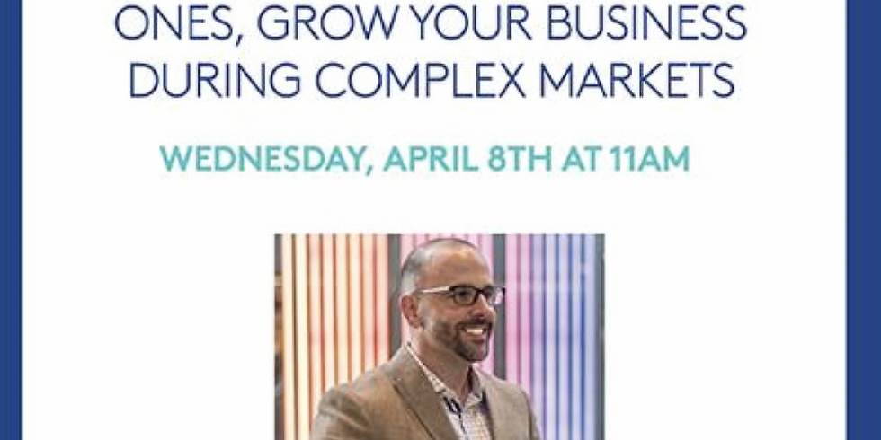 11am.   The Power of Habits for Realtors: Start Good Habits, Break Bad Ones, Grow Your Business During Complex Markets.