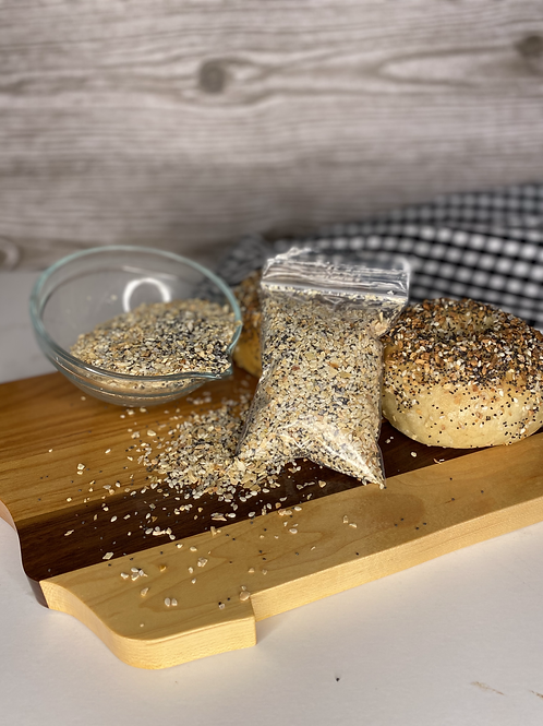 Big Sky Bagels Everything Seasoning