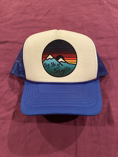 Big Sky Bagels Trucker Hat