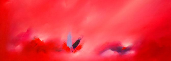 Esperanza óleo sobre lienzo 100 x 140 cm