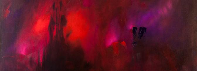 Manhattan óleo sobre lino 96 x 140 cm