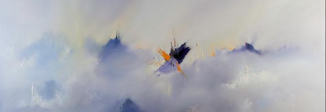 Freedom óleo sobre lino 130 x 180 cm